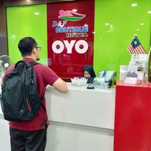 OYO D&F Boutique Hotel Senawang