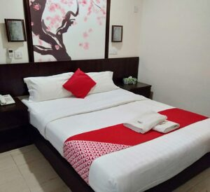 OYO 498 D&F Boutique Hotel Senawang, hotel bajet senawang