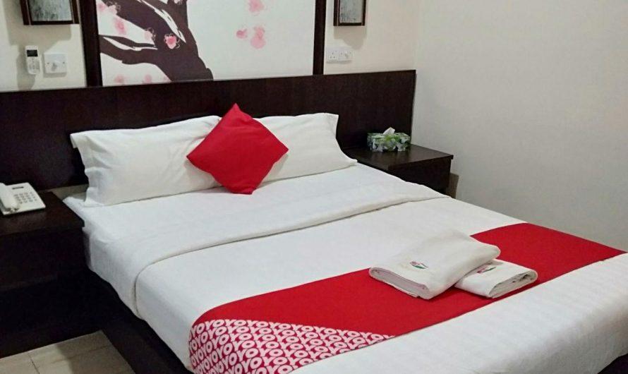 Hotel Bajet Yang Selesa Di Senawang : OYO 498 D&F Boutique Hotel