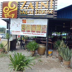 zaini salai house
