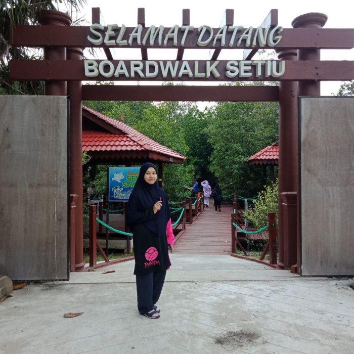 boardwalk setiu