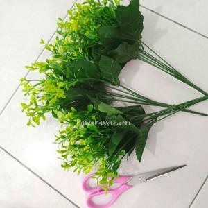 pasu bunga, diy