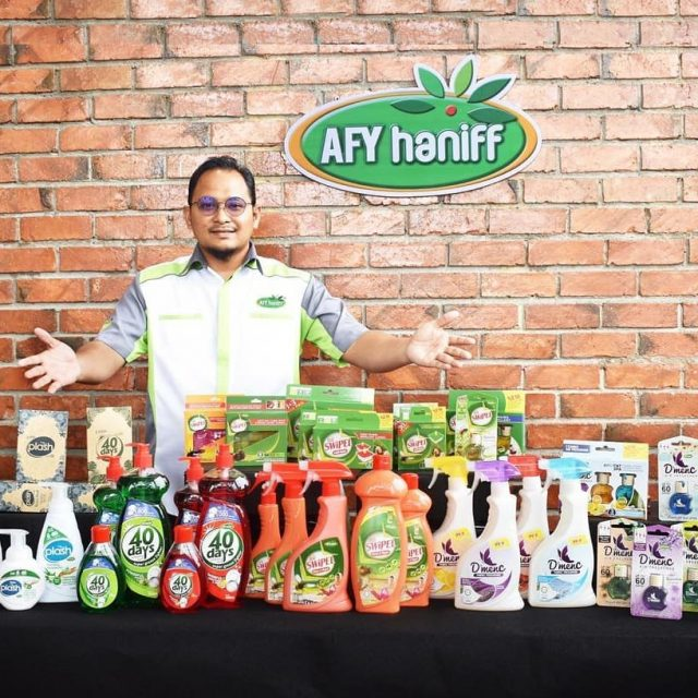 AFY haniff, insect repellent