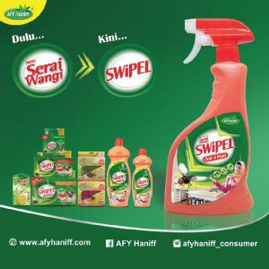 AFY hanif, organic insect repellent