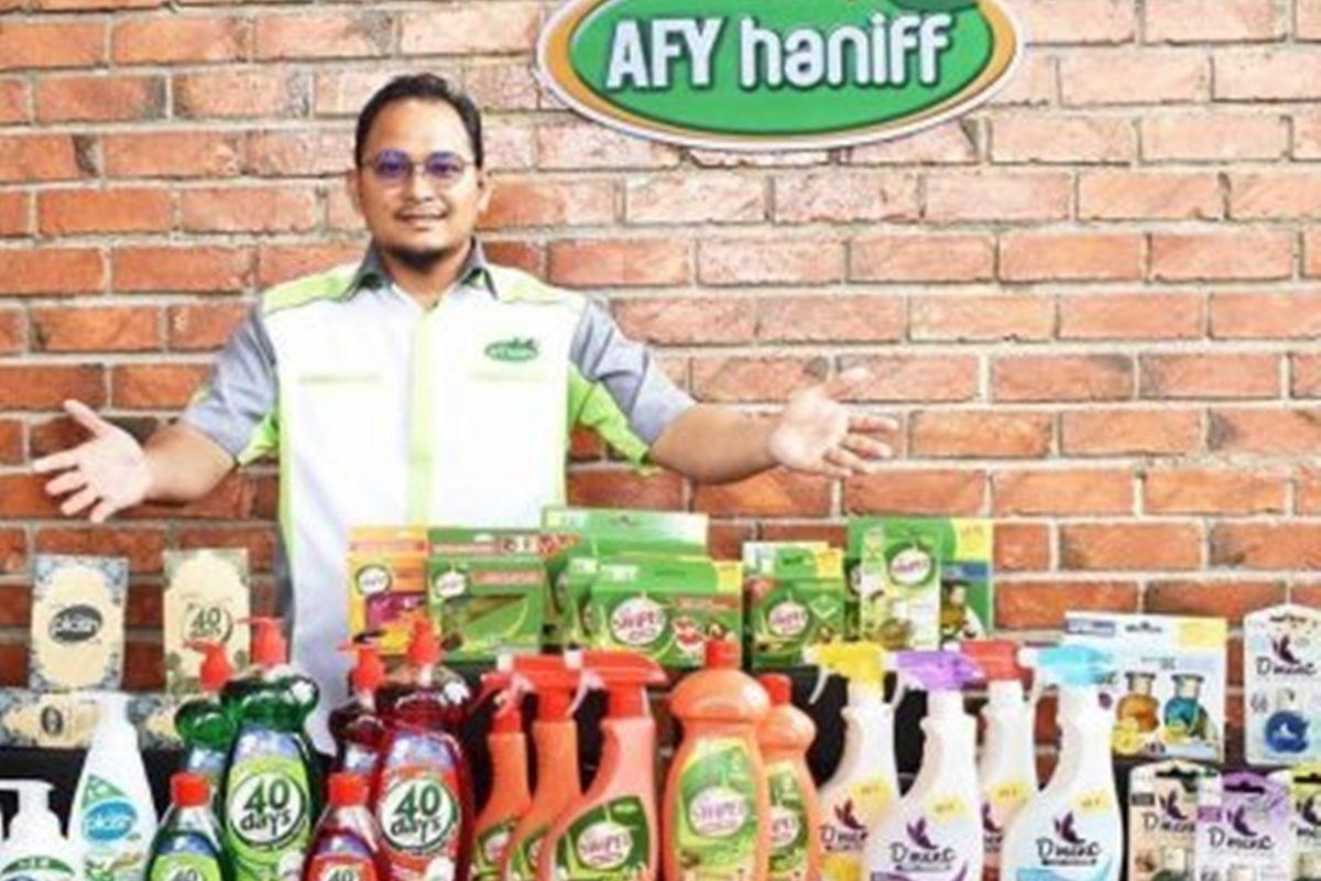 Usaha AFY Haniff Wangikan Rumah Ronald McDonald Patut Dicontohi