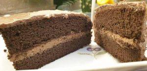 resipi kek coklat keto