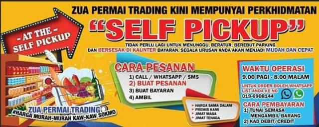 zua permai trading