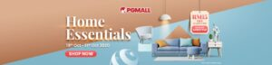 pg mall home essential campaign, review pg mall